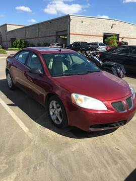 2008 Pontiac G6 for sale in Olive Branch, MS