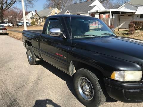 1996 Dodge Ram Pickup 1500 for sale in Olive Branch, MS