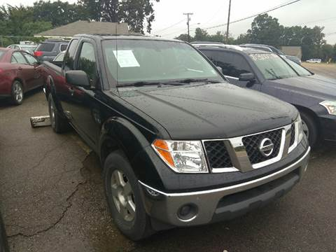 2008 Nissan Frontier for sale in Olive Branch, MS