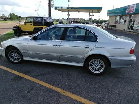 2002 BMW 5 Series for sale in Olive Branch, MS