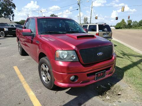 2007 Ford F-150 for sale in Olive Branch, MS