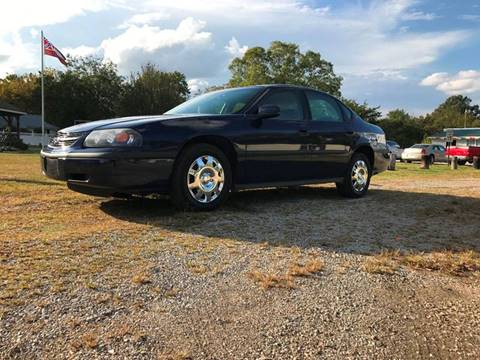 2001 Chevrolet Impala for sale in Holly Springs, MN