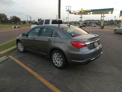 2012 Chrysler 200 for sale in Olive Branch, MS
