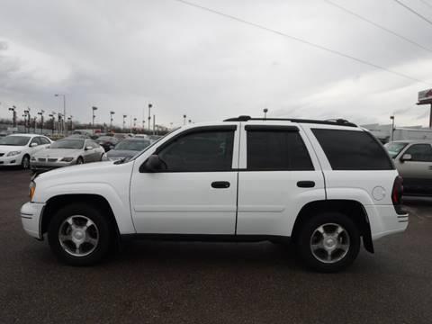 2008 Chevrolet TrailBlazer for sale in Memphis, TN