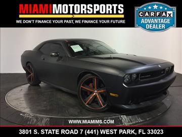 2009 Dodge Challenger for sale in West Park, FL