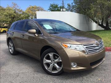 2011 Toyota Venza for sale in West Park, FL