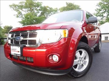 2012 Ford Escape for sale in Fredericksburg, VA