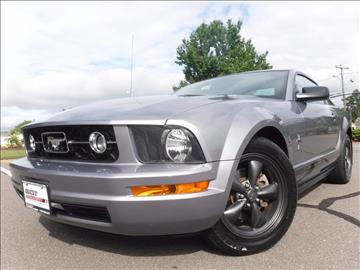 2007 Ford Mustang for sale in Fredericksburg, VA