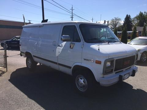 1995 GMC Vandura for sale in Hillsboro, OR