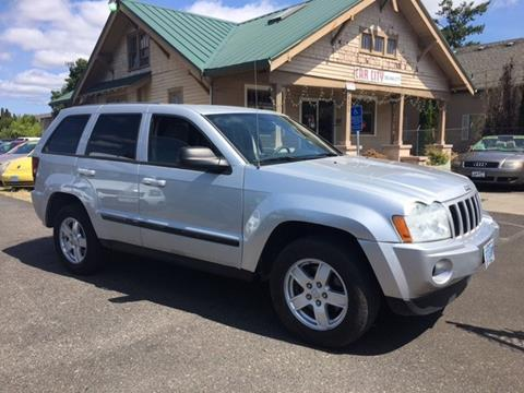 2007 Jeep Grand Cherokee for sale in Hillsboro, OR