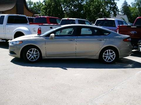 2016 Ford Fusion for sale in Chariton, IA
