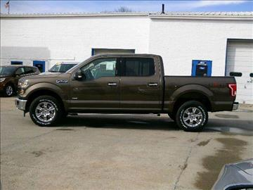 2017 Ford F-150 for sale in Chariton, IA