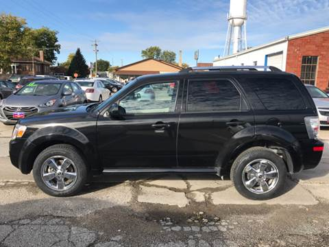 2011 Mercury Mariner for sale in Chariton, IA