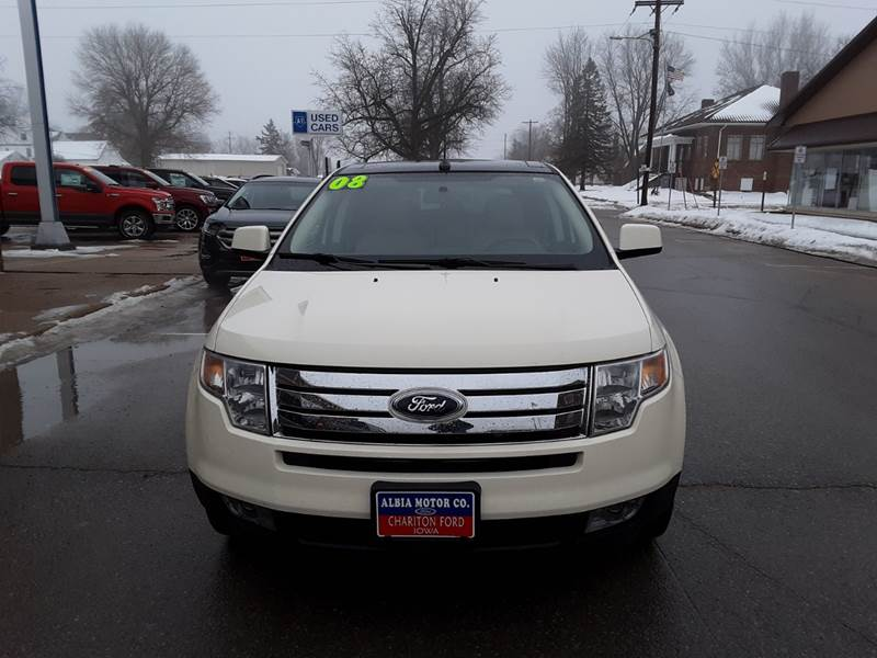 2008 Ford Edge Limited 4dr Crossover In Chariton IA