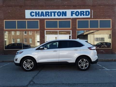 2018 Ford Edge for sale in Chariton, IA
