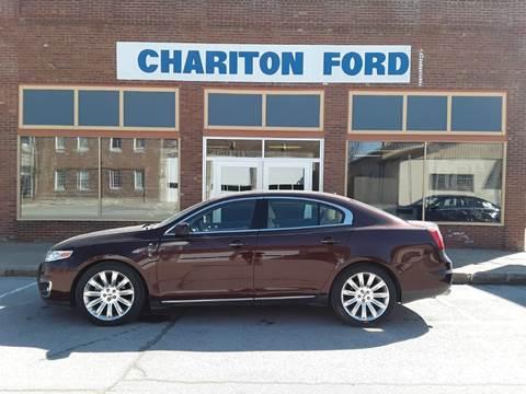 2012 Lincoln MKS for sale in Chariton, IA