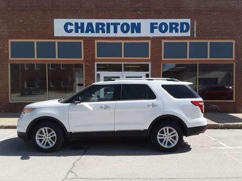 2014 Ford Explorer for sale in Chariton, IA