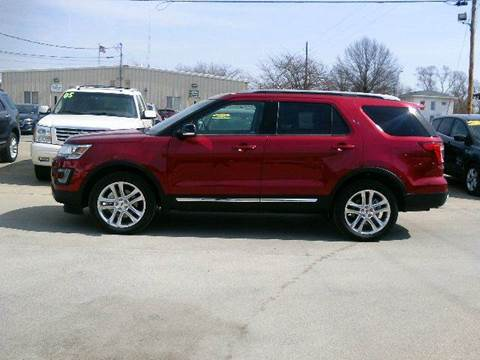 2017 Ford Explorer for sale in Chariton, IA