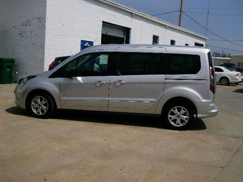 2015 Ford Transit Connect Wagon for sale in Chariton, IA