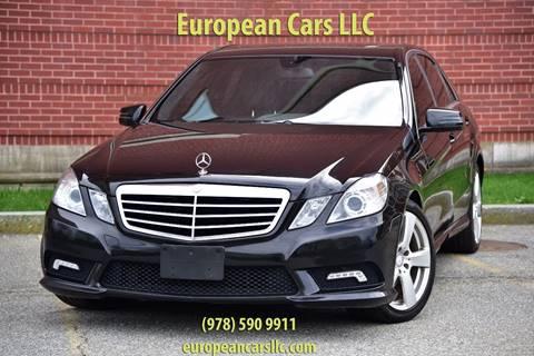 2011 Mercedes-Benz E-Class for sale in Salem, MA