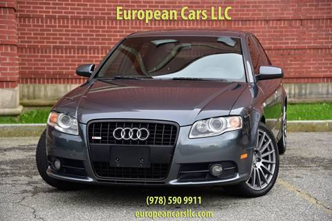 2007 Audi A4 for sale in Salem, MA