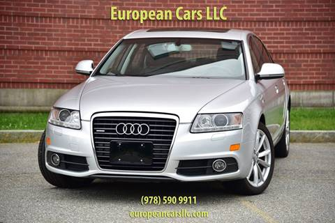2011 Audi A6 for sale in Salem, MA