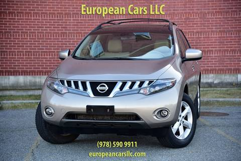 2010 Nissan Murano for sale in Salem, MA