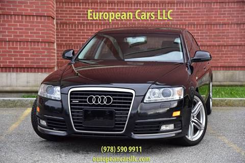 2010 Audi A6 for sale in Salem, MA