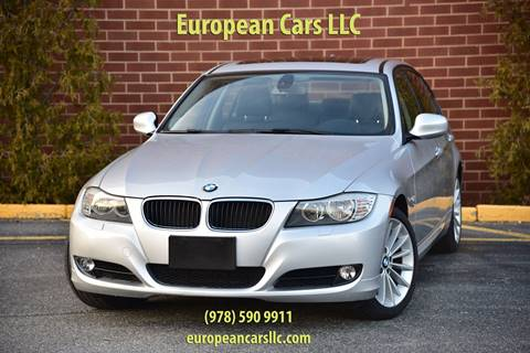 2011 BMW 3 Series for sale in Salem, MA