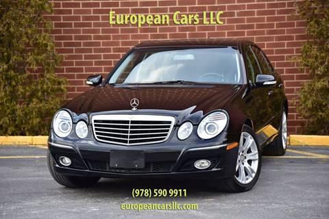 2009 Mercedes-Benz E-Class for sale in Salem, MA
