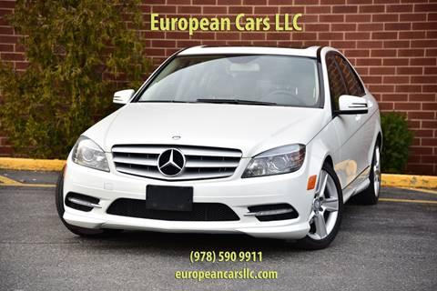 2011 Mercedes-Benz C-Class for sale in Salem, MA