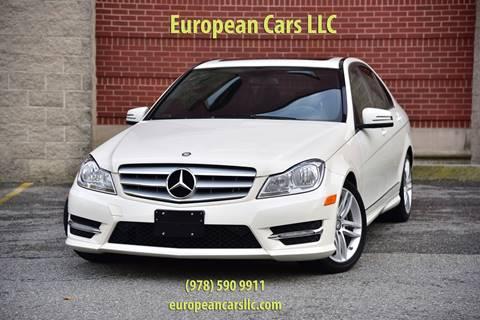 2012 Mercedes-Benz C-Class for sale in Salem, MA