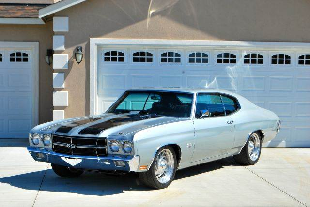 1970 Chevrolet Chevelle for sale at Moxee Muscle Cars in Moxee WA