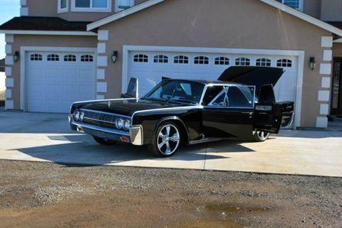 1962 Lincoln Continental for sale at Moxee Muscle Cars in Moxee WA