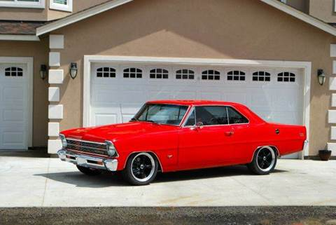 1966 Chevrolet Nova for sale at Moxee Muscle Cars in Moxee WA