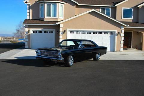 1966 Ford Fairlane for sale at Moxee Muscle Cars in Moxee WA
