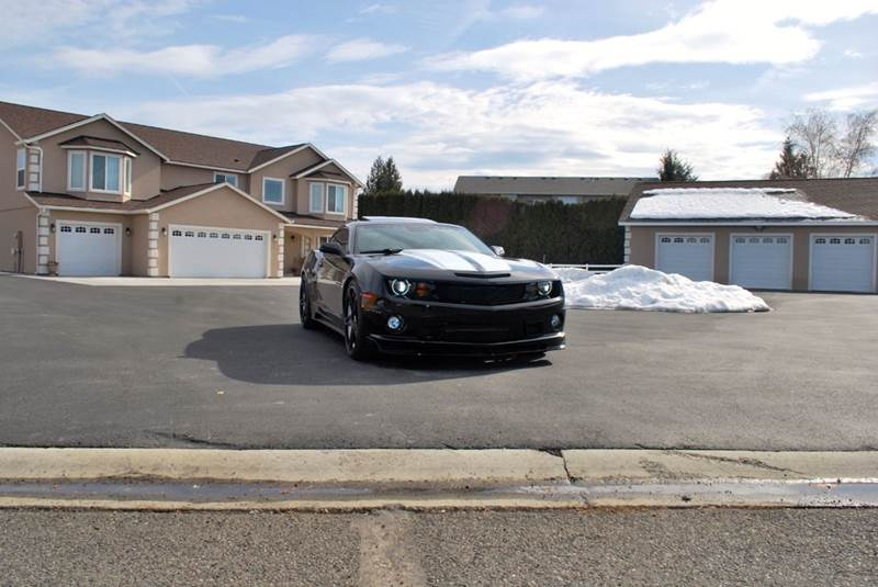 2010 Chevrolet Camaro for sale at Moxee Muscle Cars in Moxee WA