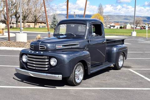 1950 Ford F-100 for sale at Moxee Muscle Cars in Moxee WA