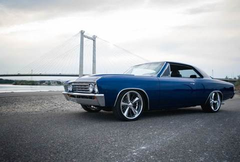 1967 Chevrolet Chevelle for sale at Moxee Muscle Cars in Moxee WA