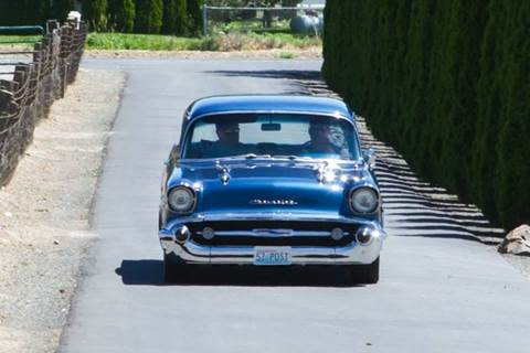 1957 Chevrolet 210 for sale at Moxee Muscle Cars in Moxee WA