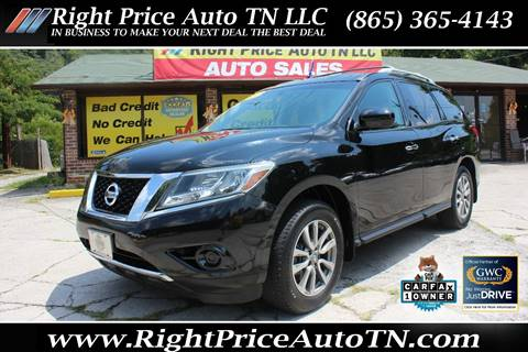 2013 Nissan Pathfinder for sale in Sevierville, TN