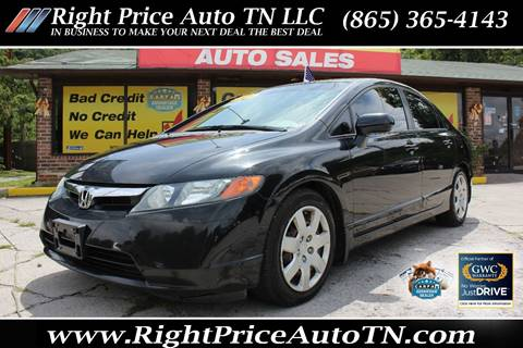 2008 Honda Civic for sale in Sevierville, TN