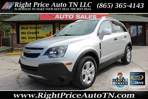 2015 Chevrolet Captiva Sport Fleet for sale in Sevierville, TN