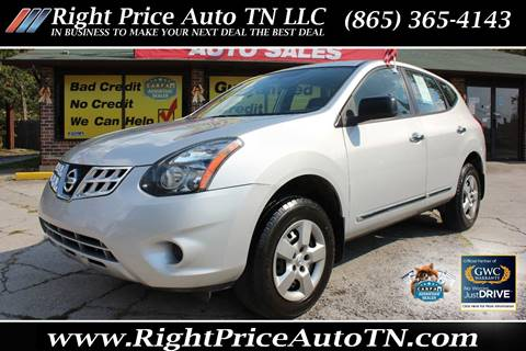 2014 Nissan Rogue Select for sale in Sevierville, TN