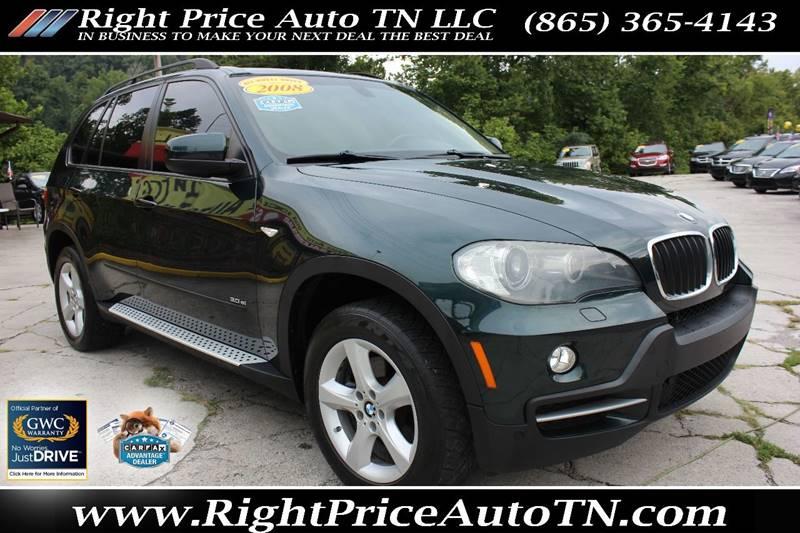 BMW X Si In Sevierville TN Right Price Auto - 2008 bmw price