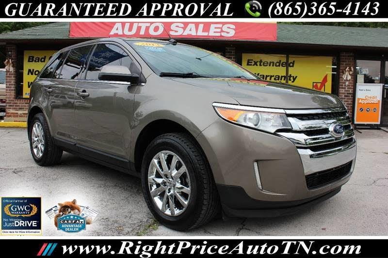Ford Edge For Sale At Right Price Auto In Sevierville Tn