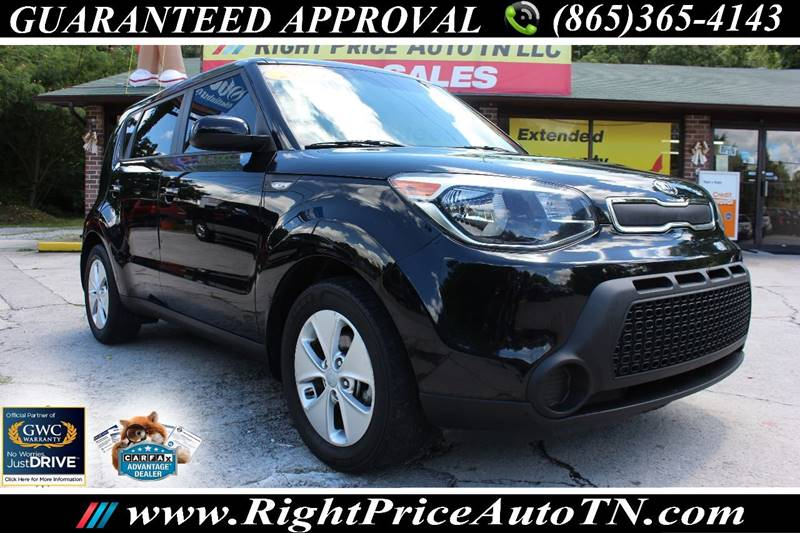 2014 Kia Soul For Sale At Right Price Auto In Sevierville TN