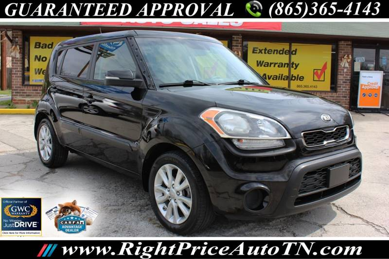 2013 Kia Soul For Sale At Right Price Auto In Sevierville TN
