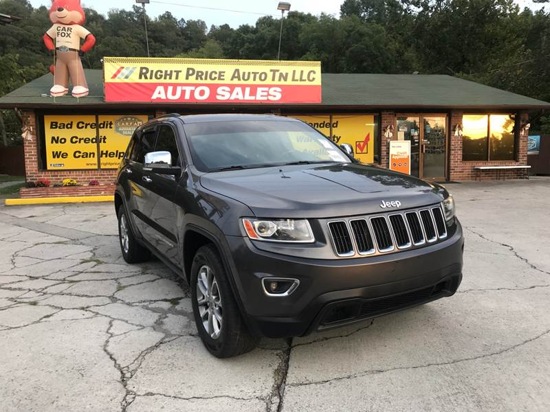 2014 Jeep Grand Cherokee For Sale At Right Price Auto In Sevierville TN