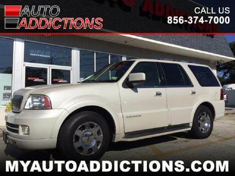 2006 Lincoln Navigator for sale in Blackwood, NJ